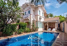 Jomtien Summertime Villa A | 4 Betten Ferienhaus in Jomtien Südpattaya