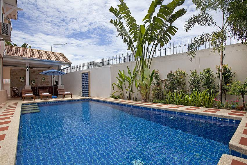 Swimming pool Of Jomtien Summertime Villa A