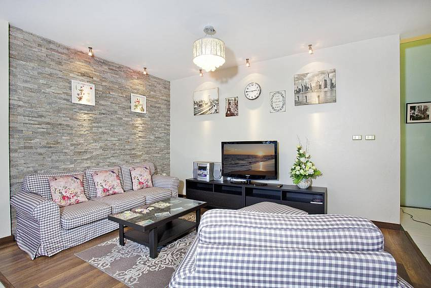 Living room Of Villa Enigma