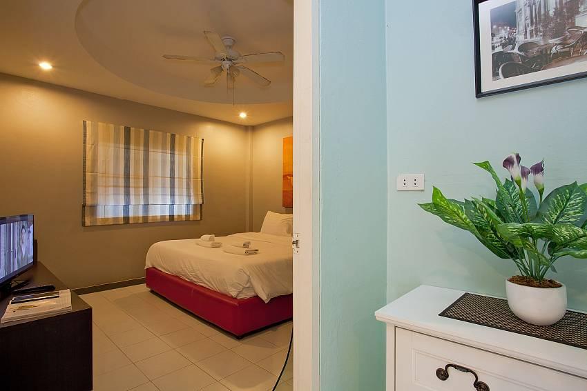 1. bedroom at Villa Enigma between Jomtien and Pratumnak South Pattaya