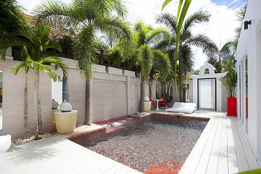 Аренда виллы в Паттайе: Majestic Design Villa, 3 Спальни. 18600 бат в день