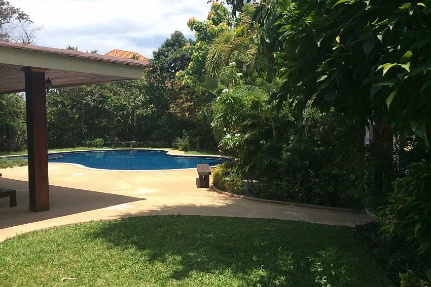 Garden Lanna Karuehaad Villa