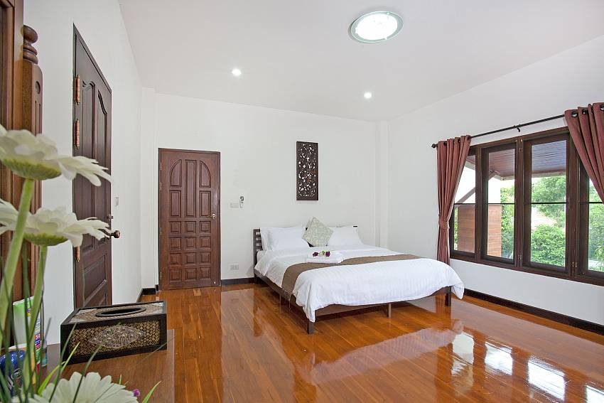 Bedroom views Of Lanna Karuehaad Villa (Six)