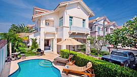 Jomtien Ascension A - 3 Bed - Impressive Villa Near Jomtien
