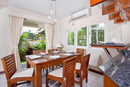 Rent Pattaya Villa: Jomtien Ascension A, 3 Bedrooms.  baht per night