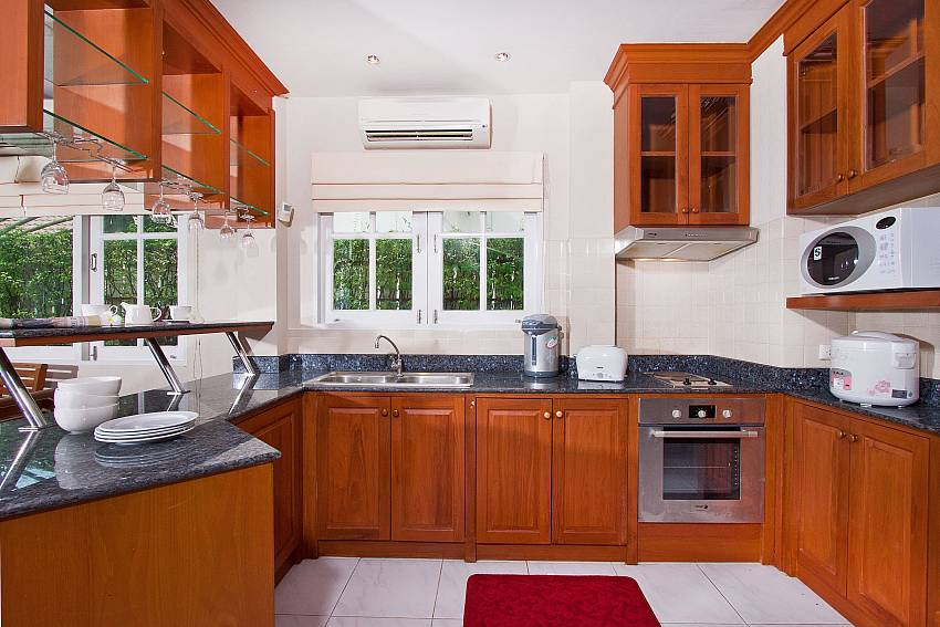 Kitchen room Of Jomtien Ascension A