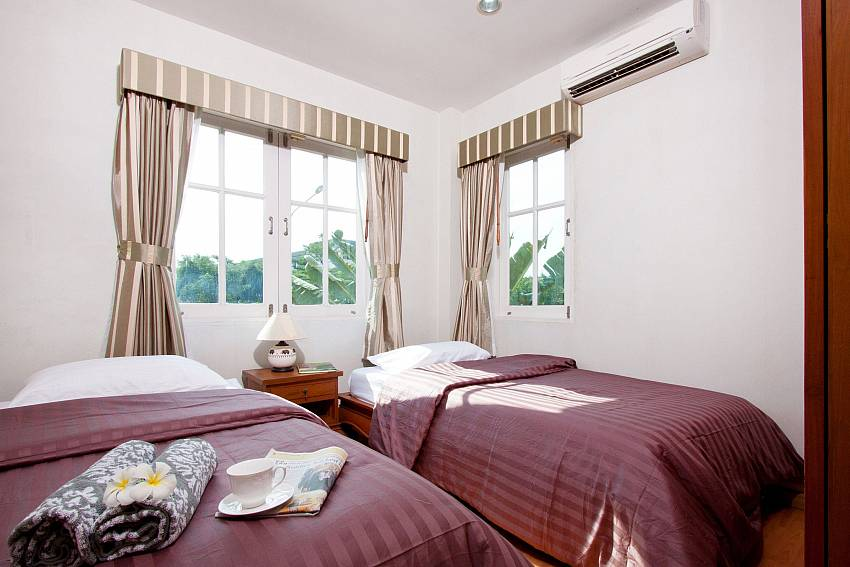 Double bedroom views Of Jomtien Ascension A (Second)