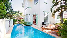 Jomtien Ascension B - 3 Bed - Elegant 2-storey Villa