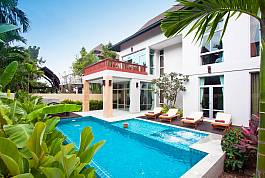 4Br Pool Villa With Jacuzzi 500m from Na Jomtien Beach Pattaya
