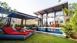 Villa Prai Panah - 2 Bed - Modern Design Villa Close to Laguna