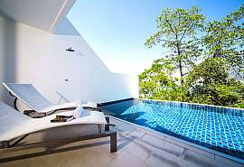 Seductive Sunset Villa Patong A5 | 3 Bed Sea View Pool Villa Patong Phuket