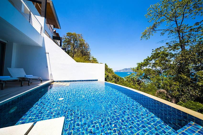 Swimming pool Of Seductive Sunset Villa Patong A5