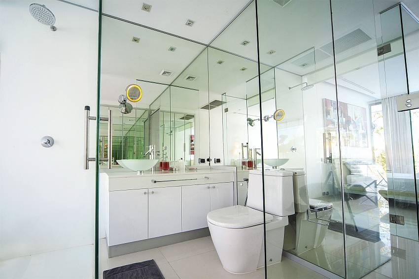 Toilet Of Seductive Sunset Villa Patong A5