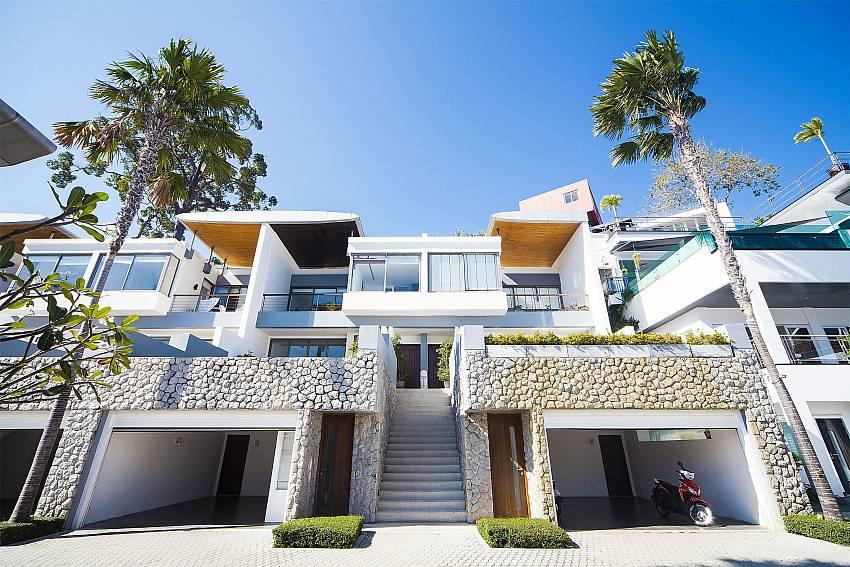 Hillside 3 bedroom Seductive Sunset Villa Patong A5 in West Phuket