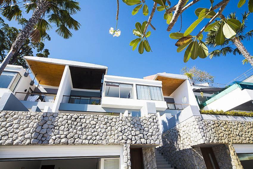 Top modern architecture of Seductive Sunset Villa Patong A5 Phuket