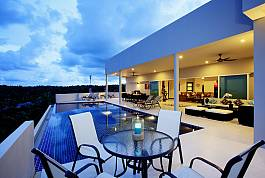 8 Bedroom Pool Villa With Sea Views Near Rawai Beach Phuket