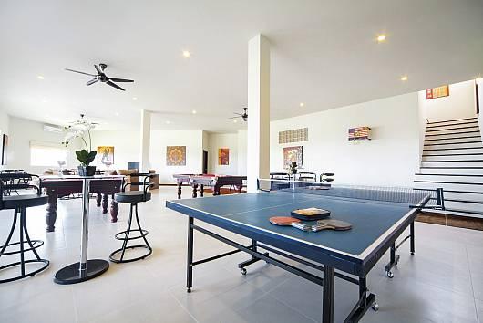 Аренда виллы на Пхукете: View Peche Villa - 9 Bed - 180 Degree Views across the Andaman Sea, 9 Спален. 81554 бат в день