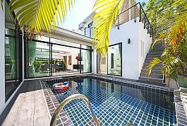 3 Bedroom Pool Villa Near Kamala Beach Phuket