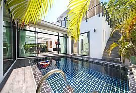 Villa Chabah - Villa 3 chambres avec piscine dans un lotissement sécurisé près de Kamala Beach, Phuket