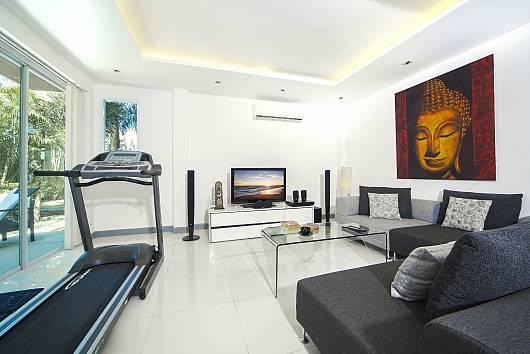 Аренда виллы на Пхукете: Villa Romeo - 3 BED - Two-Storey Villa Offers Spacious Accommodation, 3 Спальни. 9413 бат в день