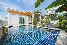 2Br Pool Villa with Modern Interior 500m from Kamala Beach Phuket