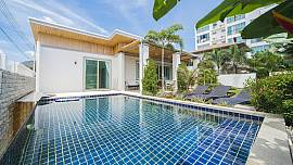 Villa Juliet - 2 Bed - Modern Design Villa in Kamala