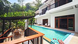 Patong Seaview Retreat 8 – Phuket – 8 bedroom – Astounding and luxurious holiday home