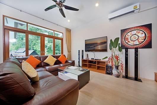 Аренда виллы на Пхукете: Patong Seaview Retreat 8 - 8 Bed - Ultra-Luxury Pool Villa, 7 Спален. 55408 бат в день