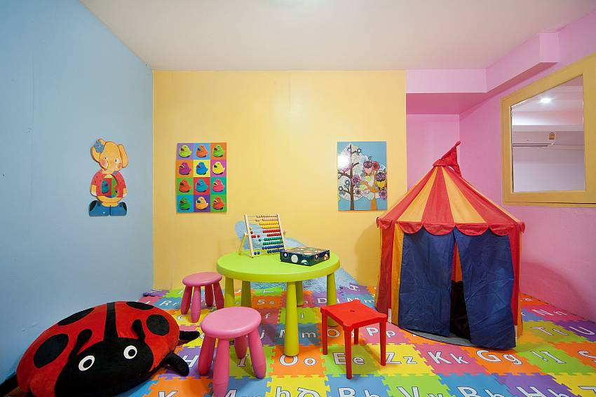 Playroom Of Patong Hill Estate Seven