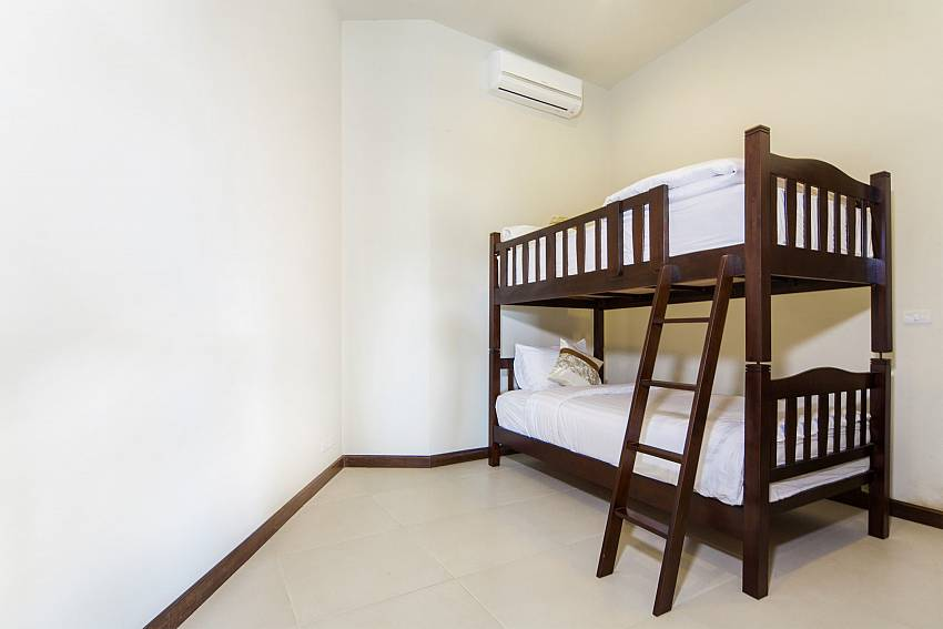 Bunk bed Of Villa Hin Fa