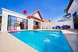 Talay Breeze Villa - 2 Bed - Only 750 meters to Central Jomtien Beach, Thailand Holiday Homes - Villas for rent in Pattaya, Phuket, Koh Samui