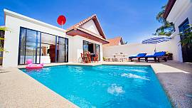 Talay Breeze Villa - 2 Bed - Only 750 meters to Central Jomtien Beach
