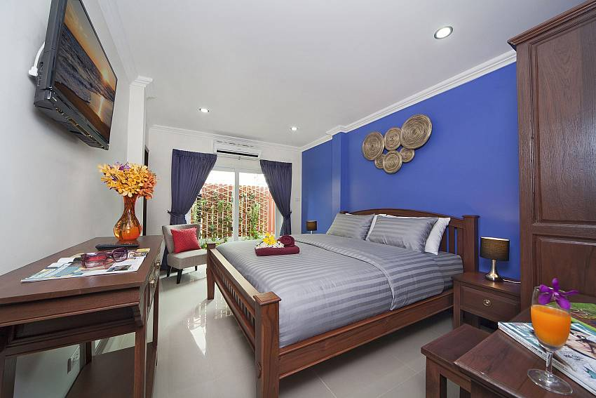 Bedroom built in Of Baan Calypso (Seven)