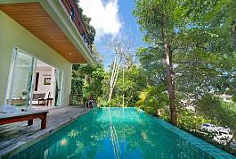 3Br Pool Villa Minute Away From Karon Beach Phuket