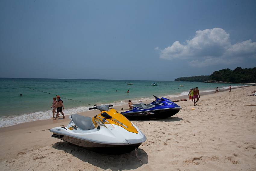 Enjoy some water sport activities near BangTao Tara Villa 2 in Phuket