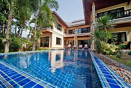 3Br Pool Villa With Tropical Garden Walking Distance From Bang Tao Beach
