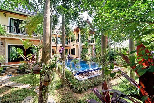 Аренда виллы на Пхукете: BangTao Tara Villa One, 3 Спальни. 15256 бат в день