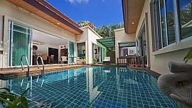 Karon Hill Villa 4 - 2 Bed - Easy walk to Karon Beach and Shops