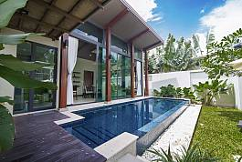Modern 2Br Pool Villa 10 Minutes From Bang Tao and Surin Beaches