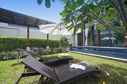 Rent Phuket Villas: Baan Wana 8, 2 Bedrooms. 6381 baht per night