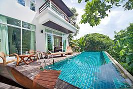 3Br Pool Villa Walking Distance To Karon Beach Phuket