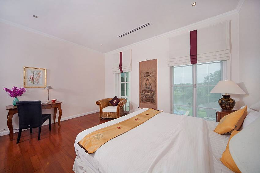 Bedroom see views Of Hua Hin Manor Palm Hills (Third)