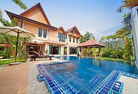 BangTao Tara Villa 3 | 4 Bed Pool Villa near Bang Tao Beach in Phuket