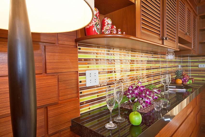Beverage corner Of BangTao Tara Villa 3