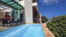 Karon Hill Villa 19 – 2 Bed – Hillside Seaview Pool Villa with Jacuzzi