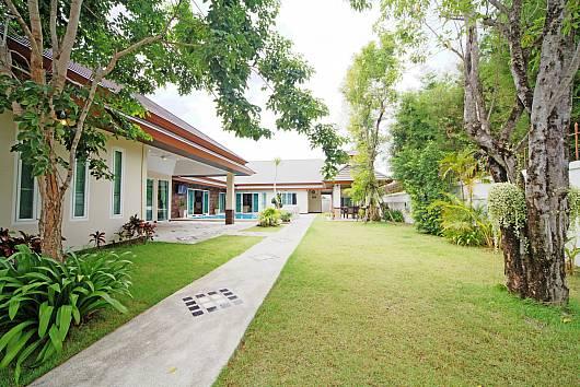 Аренда виллы в Паттайе: Baan Piam Sanook, 6 Спален. 15104 бат в день