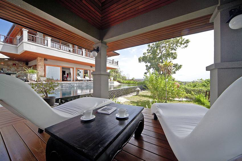 Enjoy your luxury holiday at Summitra Villa No. 2 Choeng Mon Samui