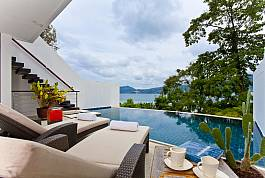 3Br Sea View Pool Villa Patong Beach Phuket