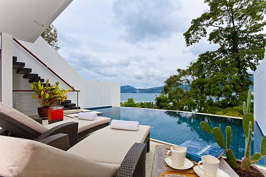 Аренда виллы на Пхукете: Villa Atika A6 - Villa for rent accommodating up to 6 people, 3 Спальни. 20111 бат в день
