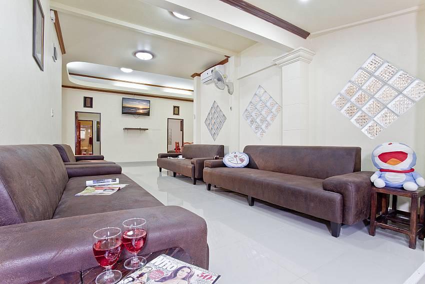 Living room Of Villa Fiesta